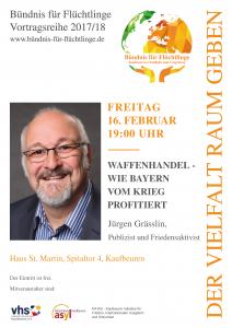 Vortrag Jürgen Grässlin